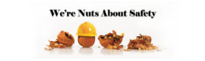 we're nuts about safety